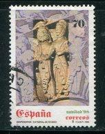 ESPAGNE- Y&T N°3166- Oblitéré (Nöel) - 1931-Oggi: 2. Rep. - ... Juan Carlos I