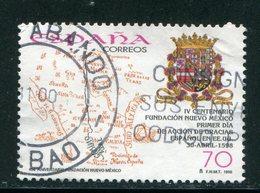 ESPAGNE- Y&T N°3168- Oblitéré - 1931-Oggi: 2. Rep. - ... Juan Carlos I