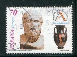 ESPAGNE- Y&T N°3174- Oblitéré - 1931-Oggi: 2. Rep. - ... Juan Carlos I