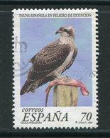ESPAGNE- Y&T N°3185- Oblitéré (Aigle) - 1931-Oggi: 2. Rep. - ... Juan Carlos I