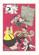 (TEM074) - GLI SPORT SECONDO JACOVITTI - SERIE 5 CARTOLINE (1946 - 1947) - Humour