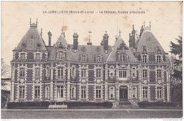 MAINE ET LOIRE  LA JUMELLIERE LE CHATEAU  FACADE PRINCIPALE - France