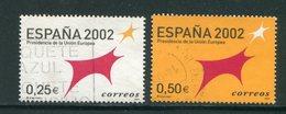 ESPAGNE- Y&T N°3422 Et 3423- Oblitérés - 1931-Hoy: 2ª República - ... Juan Carlos I