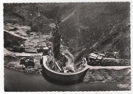 CPSM 04 : Lac Du VERDON Et Barrage De CASTILLON-DEMANDOLX - Vue Aérienne - Ed. Combier à Macon 11933 A - France