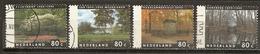 Pays-Bas Netherlands 1999 Saisons Seasons Set Complete Obl - Periodo 1980 - ... (Beatrix)