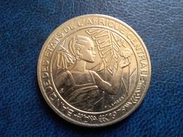 Banque Centrale Des Etats De L'Afrique Centrale -  Gabon  -  500  Francs  1976   -- SUP -- - Monedas