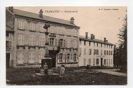 - CPA TRAMAYES (71) - Gendarmerie 1905 - Edition B. F. - - Autres Communes