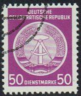 DDR, Dienstpost, 1954, MiNr.: 14, Gestempelt - Service
