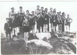 Association Des Eclaireurs Neutres Européens, Groupe Brazza De Saint-Herblain / 1981 - Saint Herblain