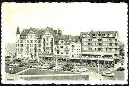 KNOKKE-ZOUTE - Albertplaats - Place Albert - Circulé - Circulated - Gelaufen - 1960. - Knokke