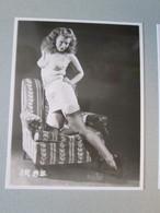 IK3 Photo Erotique 50's : JR-85 , Tirage Des 90's Provenant De La Boutique US D'IRVING KLAW , 10 X 15cm Env. - Erotiques (…-1960)