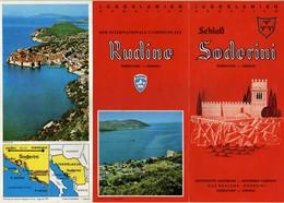 Tourism Brochures - Soderini,Dubrovnik / Orasac,Croatia - Tourism Brochures