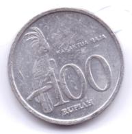 INDONESIA 2005: 100 Rupiah, KM 61 - Indonesia