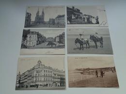 Lot De 60 Cartes Postales De Belgique  Ostende     Lot Van 60 Postkaarten Van België  Oostende  - 60 Scans - Cartes Postales