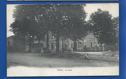 FOUG  La Gare     Animées      écrite En 1916 - Foug
