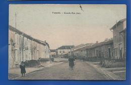 TRONVILLE    Grande Rue      Animées      écrite En 1915 - Francia