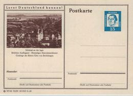 Martin Luther - Postkarte Ungelaufen - Schöntal An Der Jagst Zisterzienser-Kloster - Götz Von Berlichingen - Theologians