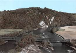 ESCOS - Vue Aérienne - Le Pont Du Chemin De Fer - Autres Communes