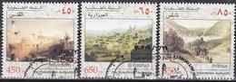 Ei_ Palästina - Mi.Nr. 200 - 202 - Gestempelt Used - Palästina