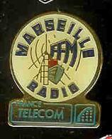 @@ France Télécom Radio MARSEILLE FFM  @@poFT75 - France Telecom