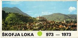 Tourism Brochures - Hotel Transturist - Skofja Loka - Slovenia - Tourism Brochures