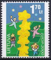 LITAUEN 2000 Mi-Nr. 730 ** MNH - Lituanie