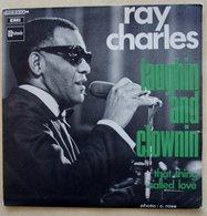 Ray Charles: Laughin And Clownin SP 45 Biem 2C00691204 - Blues