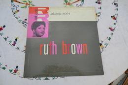Disque De Ruth Brown - Rock & Roll - Atlantic 8004 - 1957 - - Soul - R&B