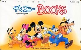 "Japan - Japanese Phonecard Disney. Disney Telephonkarte. Télécarte Disney Du Japon. ""Mickey"". Neuve. - Disney"