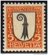 Zu J  25 PRO JUVENTUTE 1923 ** / MNH Voir Description - Pro Juventute