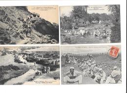 11561 - Lot De 100 CPACPSM Petit Format,  Divers Afrique, - Cartes Postales