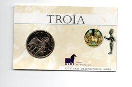 TURKIJE 500.000 LIRA 1999 TROJAN HORSE KLEINE OPLAGE - Turkije