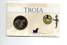 TURKIJE 500.000 LIRA 1999 TROJAN HORSE KLEINE OPLAGE - Turquie