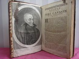 Nicolas Caussin - La Cour Sainte & Traité Des Passions. - 1664 - Livres, BD, Revues