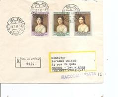 Vatican ( Lettre Recommandée De 1962 Vers La Belgique à Voir) - Covers & Documents