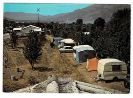 """EMBRUN - SERRE-PONCON  05  Camping """" Le Verger """" - France"""