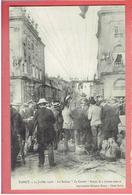 NANCY 1908 14 JUILLET LE BALLON LE CONDOR AVANT LE LACHEZ TOUT CARTE EN TRES BON ETAT - Nancy