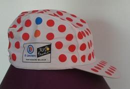 """Casquette """"Tour De France"""" E.Leclerc - Cappellini"""