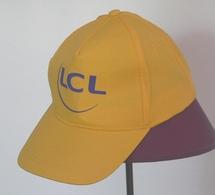 """Casquette """"Tour De France"""" Banque LCL - Cappellini"""