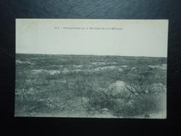 Cpa Emplacement De La Maison-de-Champagne - Maison-en-Champagne Guerre 1914-1918 - France
