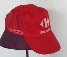 """Casquette """"Tour D'Espagne (la Vuelta)"""" Supermarchés Carrefour - Cappellini"""