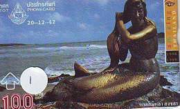 Télécarte SIRENE Mermaid ZEEMEERMIN (1) - Phonecards