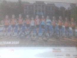 CYCLISME 2020  - WIELRENNEN : JEU COMPLET BOELS DOLMANS (échange Possible) - Cycling