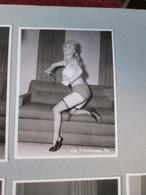IK3 Photo Erotique 50's : LA SAVONNA-94 , Tirage Des 90's Provenant De La Boutique US D'IRVING KLAW , 10 X 15cm Env. - Erotiques (…-1960)