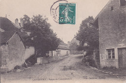 25. Lavernay. Rte De Corcondray Tbe - Other Municipalities