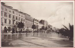 Split * Francuska Obala, Französische Quai, Bankanstalt, Restaurant, Palmen, Promenade, Foto * Kroatien * AK2703 - Croazia