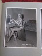 IK3 Photo Erotique 50's : LILI ST CYR 27 , Tirage Des 90's Provenant De La Boutique US D'IRVING KLAW , 10 X 15cm Env. - Erotiques (…-1960)