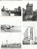 Marchienne-au-Pont (Charleroi) Lot De 10 Photos 12.5 X 9 Cm - Charleroi