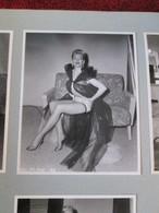 IK3 Photo Erotique 50's : LILI ST CYR 23 , Tirage Des 90's Provenant De La Boutique US D'IRVING KLAW , 10 X 15cm Env. - Erotiques (…-1960)