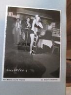 IK3 Photo Erotique 50's : LOIS DEFEE-1 , Tirage Des 90's Provenant De La Boutique US D'IRVING KLAW , 10 X 15cm Env. - Erotiques (…-1960)